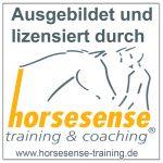 Zertifizierte Coach, Beraterin & Trainerin mit Pferden als CoTrainer