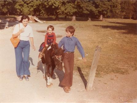 pferd-dolmetsch.at / Magdalena Glück 4jährig
